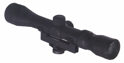 Rubber Covered Scopes